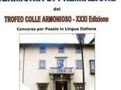 festa della poesia premiazione concorso TROFEO COLLE ARMONIOSO