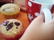 Muffin alla mandorla senza burro