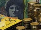 Mercati valutari: dollaro australiano spicca volo contro l'USD