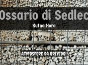 Atmosfere brivido all'Ossario Sedlec, Kutna Hora