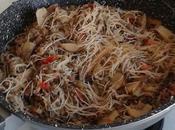 Lenticchie topinambur spaghettini riso