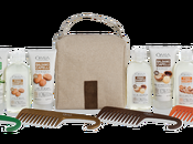 Scatola regalo EcoBioBeauty beauty case pettine districante