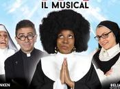 Sister musical Milano novembre. Regia Saverio Marconi MILANO Teatro degli Arcimboldi, novembre 2016