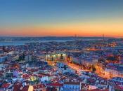 Lisbona, capitale trasuda atmosfera