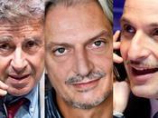 Hollywood Antonio Catania, Gianluca Ramazzotti all'Ambra Jovinelli Roma ROMA Teatro Ambra Jovinelli, novembre 2016.
