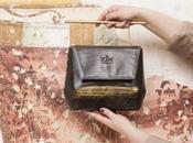Vodivì: borse artigianali rendono omaggio alla Reggia Caserta tesori italiani