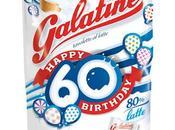 anni delle Galatine, compleanno della tavoletta latte famosa