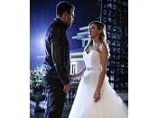 """""""Arrow"""" 100° episodio: Oliver vede persone morte, compresa sposa"""