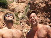 Ellen Ricky martin dichiara amore fidanzato Jwan Yosef