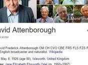 Tipi geniali David Attenborough, decano divulgatori scientifici d'eccellenza (BBC).