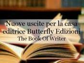 Nuove uscite casa editrice butterfly edizioni