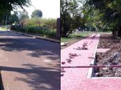 #Buccinasco: Riqualificazione marciapiedi parcheggi