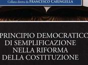 Pierluigi Mantini, principio democratico semplificazione nella RIFORMA DELLA COSTITUZIONE, Dike editore, 2016