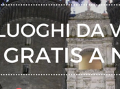 Domenica novembre gratis luoghi belli Napoli