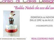 Corsi cake design Natalizi: torta decorata, cupcakes biscotti