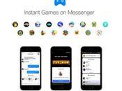 Facebook accentratore esperienze: ecco Instant Games Messenger