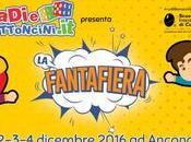 Ancona, edizione Fantafiera: week Lego, giochi fumetti