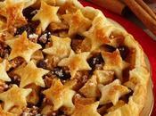 Crostata mele natalizia stelle pasta sfoglia