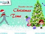 Christmas Time 2016 Helen Doron English