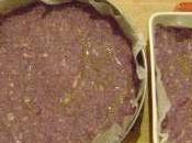 Pizza Finta Cavolfiore Viola Capperi Olive!