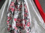 Sacco porta tutto riciclando vecchia maglietta
