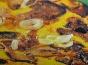 torta rustica funghi ricotta