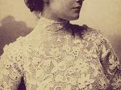 History Irish crochet lace Merletto d'Irlanda.