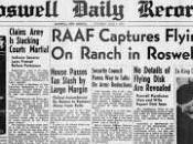 """Roswell: visto corpi nell'UFO precipitato"""""""
