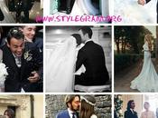 Wedding: abiti spose- dal'influencer eleonora carisi melissa satta fino martina stella gabriella pession