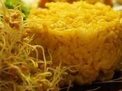 Pollo Zucca Curry Riso Golden Milk Germogli