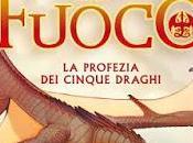 RECENSIONE Regni Fuoco. profezia cinque draghi Sutherland