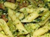 Penne broccoli salsiccia