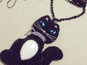 Volevo gatto nero.... ciondolo!