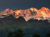 Morti montagna, Monte Rosa tragedia