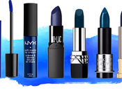 Beauty notes: Blue lips trend