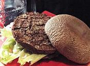Burger azuchi (finto) funghi