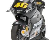 Ducati Desmosedici GP12 V.Rossi Test Sepang 2012 L.E. 1008 Minichamps