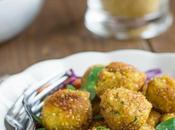 Polpettine miglio patate cavolfiore ricetta senza uova