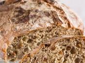 Pane senza impasto noci uvetta