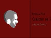 Nicola Pisu: Canzoni solo (Live Studio)