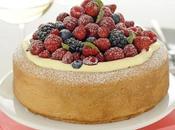 Torta frutti bosco