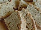 Pane saragolla purezza, lievitazione naturale
