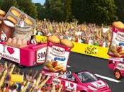 Falciata dalla carovana Tour France: spettatrice ospedale
