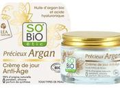 Crema Précieux Argan Etic, anti-age giorno (Review)