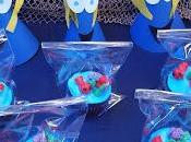 sweet table alla ricerca Dory
