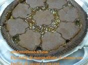 Crostata Marmellata d'Arance Frolla Cacao Zenzero