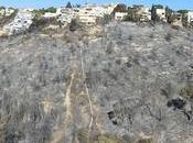 Haifa brucia