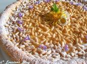 Torta della Nonna alla Crema Pinoli