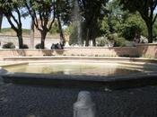 fontana delle Anfore Canestro Colle Oppio