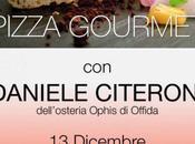 Pizza Gourmet Chef Daniele Citeroni Morrison's